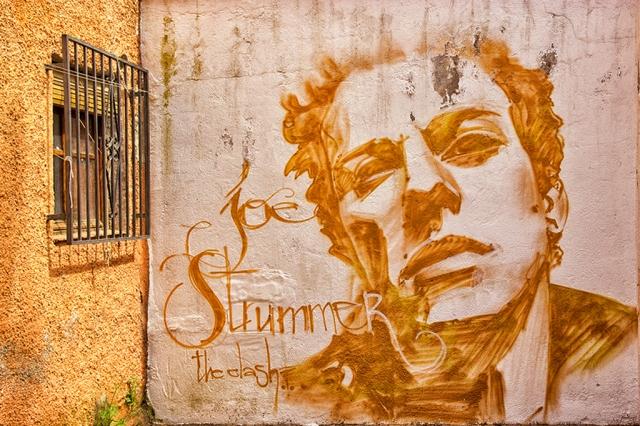 Joe Strummer Plaza II