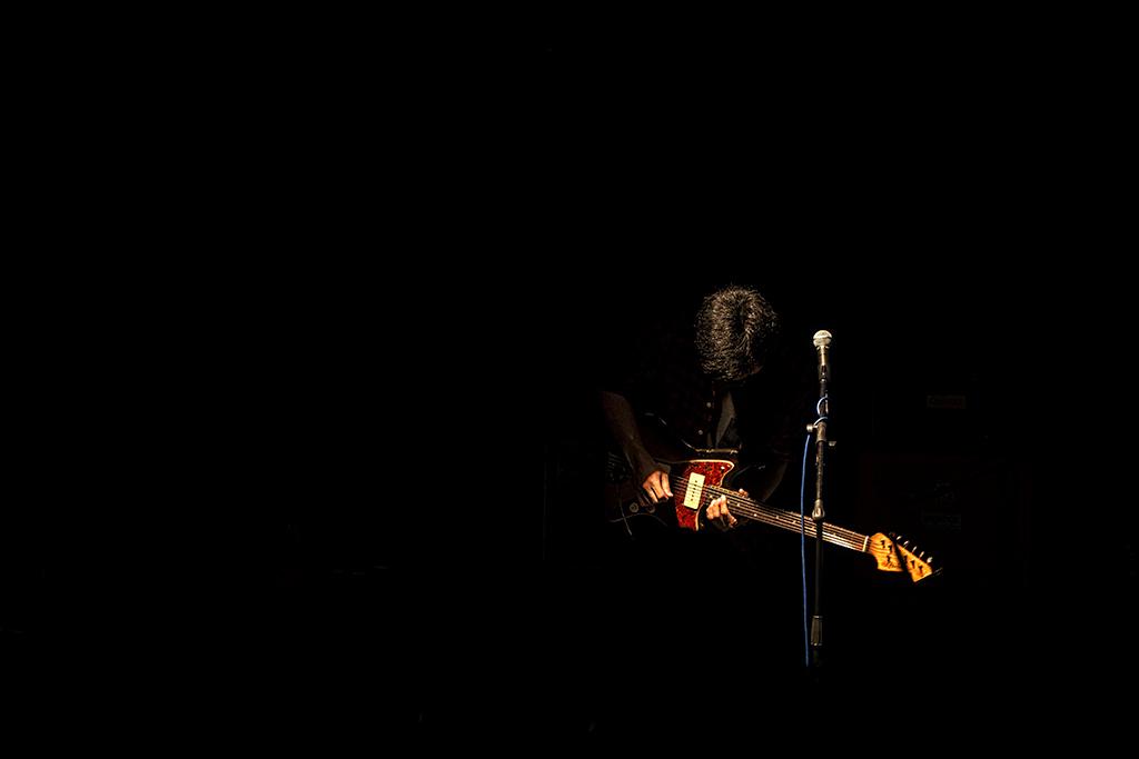 Dirgayahu guitarist