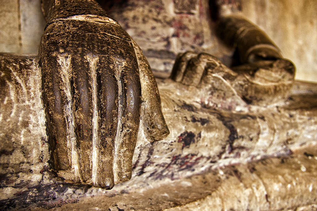 Hands of Angkor Wat I