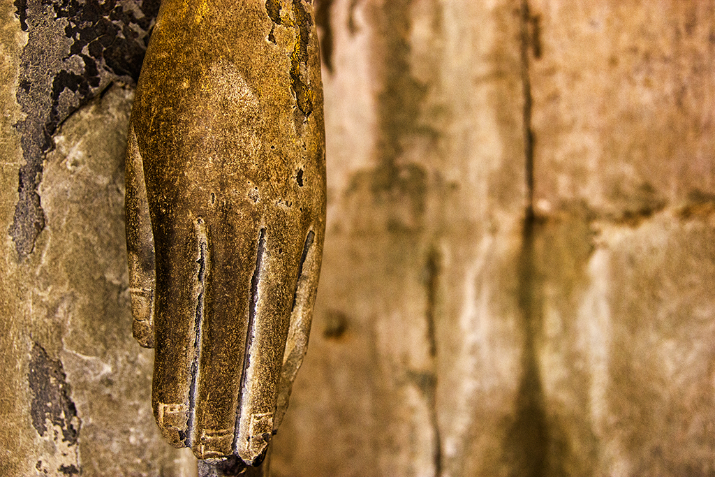 Hands of Angkor Wat III