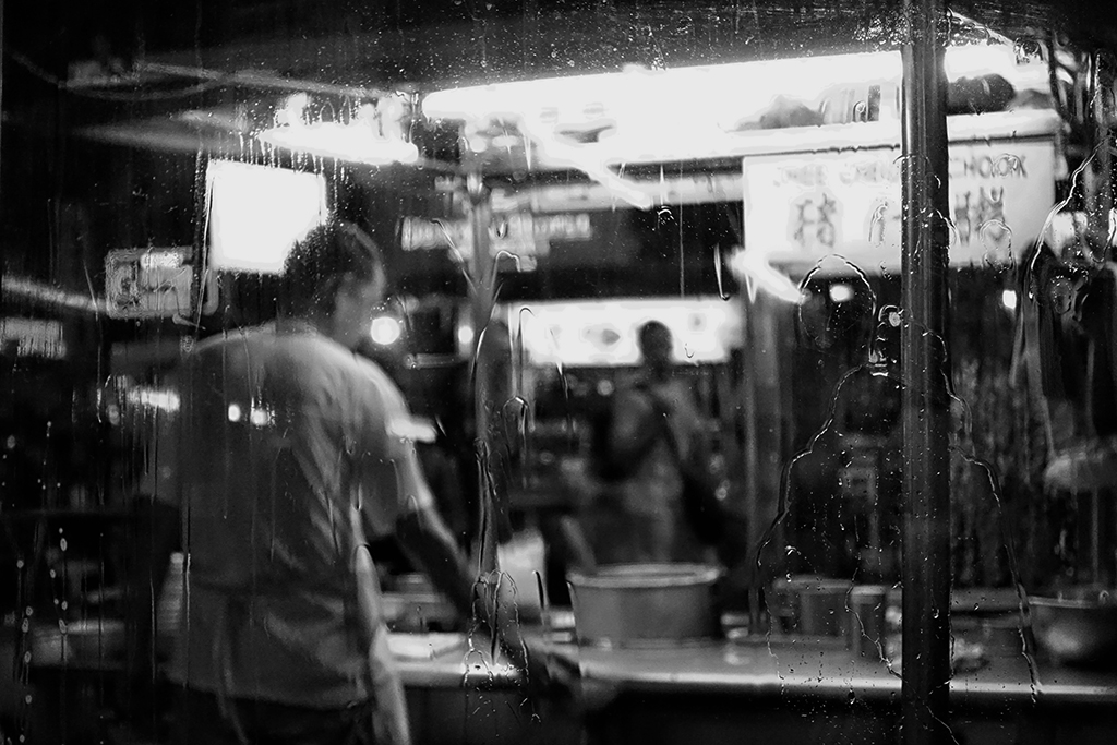 cleaning-up-your-own-food-stall-and-piece-of-street-after-dinner-in-georgetown-malaysia